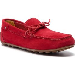 Mokasyny GEOX - U Giona D U620XD 00022 C7000 Red. Mokasyny męskie marki Gino Rossi. W wyprzedaży za 259.00 zł.