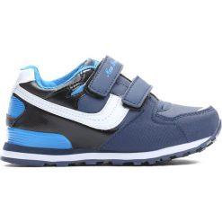Granatowe Buty Sportowe Importance. Niebieskie buty sportowe chłopięce Born2be, z materiału. Za 49.99 zł.