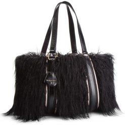 Torebka PATRIZIA PEPE - 2V8354/A4L6B-F1UE Black Fur. Torebki do ręki damskie marki bonprix. W wyprzedaży za 1,249.00 zł.