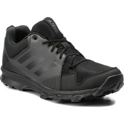 Buty adidas - Terrex Tracerocker S80898 Cblack/Cblack/Utiblk. Czarne trekkingi męskie Adidas, z materiału. W wyprzedaży za 249.00 zł.