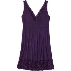 Koszula nocna z wiskozy bonprix ciemny lila. Koszule nocne damskie marki MAKE ME BIO. Za 59.99 zł.