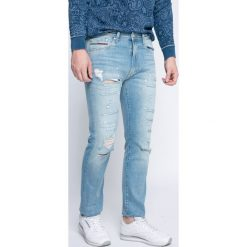 Hilfiger Denim - Jeansy. Niebieskie jeansy męskie Hilfiger Denim. W wyprzedaży za 499.90 zł.