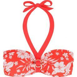 """Biustonosz bikini """"Fiji"""" w kolorze koralowym. Biustonosze Dorina. W wyprzedaży za 34.95 zł."""