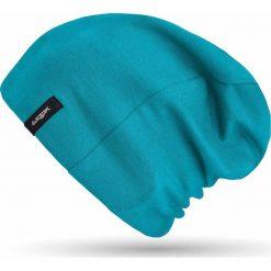 Woox Wiosenna Czapka Krasnal Unisex |Handmade| Niebieska Pirus Beanie -          -          - 8595564790839. Czapki i kapelusze męskie Woox. Za 60.83 zł.