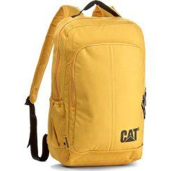 Plecak CATERPILLAR - Innovado 83305 Cat Yellow 42. Żółte plecaki damskie Caterpillar, z materiału. W wyprzedaży za 149.00 zł.