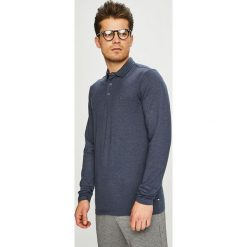 Produkt by Jack & Jones - Longsleeve. Szare bluzki z długim rękawem męskie PRODUKT by Jack & Jones, z bawełny, polo. Za 89.90 zł.