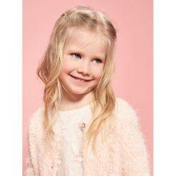 Sweter z ozdobnymi guzikami - Różowy. Swetry damskie marki bonprix. W wyprzedaży za 19.99 zł.