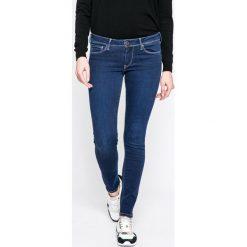 Pepe Jeans - Jeansy Lola. Niebieskie jeansy damskie Pepe Jeans. W wyprzedaży za 239.90 zł.