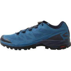 Salomon OUTPATH  Obuwie hikingowe moroccan blue/night sky/black. Buty sportowe męskie Salomon, z materiału, outdoorowe. Za 569.00 zł.