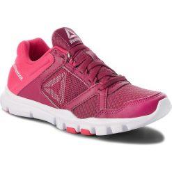 Buty Reebok - Yourflex Trainette 10 Mt CN4731 Twstd Berry/Twstd Pnk/Wht. Czerwone obuwie sportowe damskie Reebok, z materiału. W wyprzedaży za 159.00 zł.