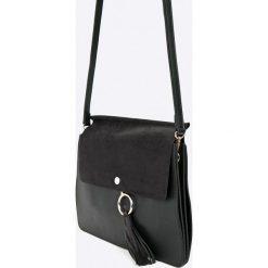 Trendyol - Torebka. Czarne torby na ramię damskie Trendyol. W wyprzedaży za 89.90 zł.