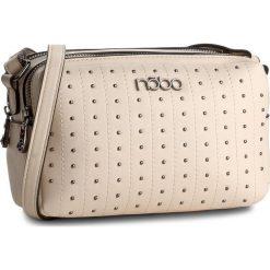 Torebka NOBO - NBAG-E2850-C015 Beżowy. Brązowe listonoszki damskie Nobo, ze skóry ekologicznej. W wyprzedaży za 119.00 zł.