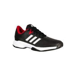 Buty tenisowe Adidas Barricade Court męskie. Brązowe buty sportowe męskie Adidas. W wyprzedaży za 199.99 zł.