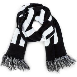 Szal CONVERSE - 562346 Black. Szare szaliki i chusty damskie marki Giacomo Conti, na zimę, z tkaniny. W wyprzedaży za 129.00 zł.