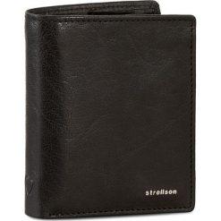 Duży Portfel Męski STRELLSON - Jefferson 4010001302 Black 900. Czarne portfele męskie Strellson, ze skóry. W wyprzedaży za 169.00 zł.