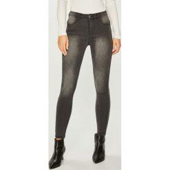 Answear - Jeansy. Szare jeansy damskie ANSWEAR. Za 129.90 zł.