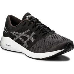 Buty ASICS - RoadHawk FF T7D2N Black/White/Silver 9001. Czarne buty sportowe męskie Asics, z materiału. W wyprzedaży za 329.00 zł.