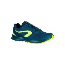 Buty do biegania RUN ACTIVE GRIP męskie. Niebieskie buty sportowe męskie KALENJI, z gumy. Za 119.99 zł.