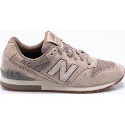 New Balance - Buty MRL996PC. Szare buty sportowe męskie New Balance, z materiału. W wyprzedaży za 299.90 zł.