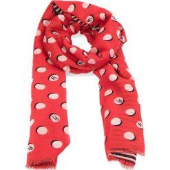 Szal LIU JO - Sciarpa Pois Logo 90 A18239 T0300 Cherry Red 81761. Szaliki i chusty damskie marki WED'ZE. Za 149.00 zł.