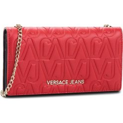 Torebka VERSACE JEANS - E3VSBPH3 70780 500. Czerwone torebki do ręki damskie Versace Jeans, z jeansu. Za 369.00 zł.