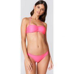 Boohoo Dół bikini Mix and Match Croatia - Pink. Różowe bikini damskie Boohoo. W wyprzedaży za 12.29 zł.