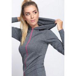 Szaro-Różowa Bluza Dresowa Be Stronger. Czerwone bluzy damskie Born2be, z dresówki. Za 59.99 zł.