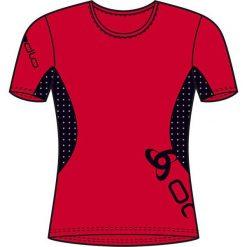Odlo Koszulka damska T-shirt Running EVENTS czerwona r.  L. T-shirty damskie Odlo. Za 45.06 zł.