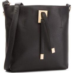 Torebka JENNY FAIRY - ACC-01 Black. Czarne torebki do ręki damskie Jenny Fairy, ze skóry ekologicznej. Za 69.99 zł.