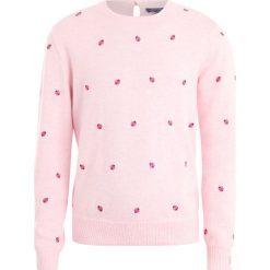 Polo Ralph Lauren LADYBUG TOPS Sweter hint of pink heather. Swetry dla dziewczynek Polo Ralph Lauren, z bawełny, polo. Za 439.00 zł.