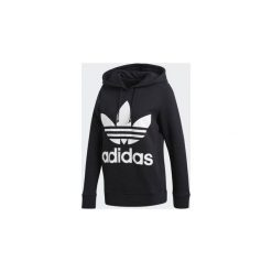 Bluza Adidas Trefoil Hoodie. Czarne bluzy sportowe damskie Adidas. Za 250.00 zł.