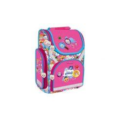 Kraina Lodu Frozen Emoji Emotki Tornister Plecak. Różowe torby i plecaki dziecięce Świat Bajek, z gumy. Za 98.01 zł.