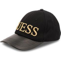 Czapka z daszkiem GUESS - AW7755 COT01 BLA. Czarne czapki i kapelusze męskie Guess, z bawełny. Za 169.00 zł.