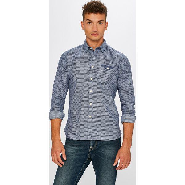 43b819638 Pepe Jeans - Koszula Grosvenor - Koszule męskie marki Pepe Jeans. W ...