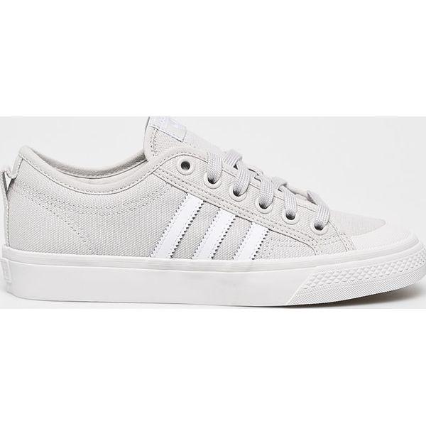 adidas Originals Buty Nizza Buty sportowe damskie szare w