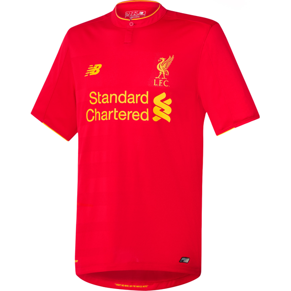 Koszulki sportowe męskie: Koszulka Liverpool LFC Home Kit
