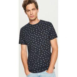 T-shirt z nadrukiem - Szary. T-shirty damskie marki bonprix. W wyprzedaży za 29.99 zł.
