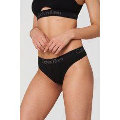 Calvin Klein Stringi Cotton - Black. Stringi damskie marki bonprix. Za 80.95 zł.