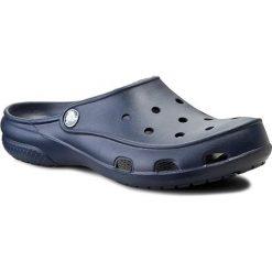 Klapki CROCS - Crocs Freesail Clog W 200861 Navy. Niebieskie klapki damskie Crocs, z tworzywa sztucznego. Za 129.00 zł.