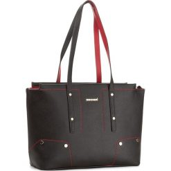 Torebka MONNARI - BAG0870-020 Black With Red. Torebki do ręki damskie marki Monnari. W wyprzedaży za 139.00 zł.