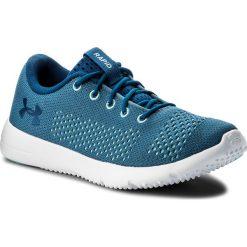 Buty UNDER ARMOUR - Ua W Rapid 1297452-400 Bbs/Bif/Mnb. Niebieskie obuwie sportowe damskie Under Armour, z gumy. W wyprzedaży za 169.00 zł.