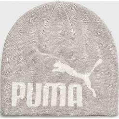 Puma - Czapka. Szare czapki i kapelusze męskie Puma. Za 69.90 zł.