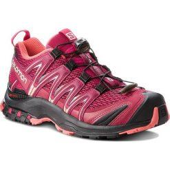 Buty SALOMON - Xa Pro 3D W 404715 21 V0 Beet Red/Cerise./Black. Czerwone obuwie sportowe damskie Salomon, z materiału. W wyprzedaży za 399.00 zł.