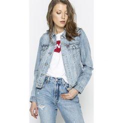 Levi's - Kurtka Vintage Soft. Brązowe kurtki damskie Levi's, z bawełny. Za 399.90 zł.