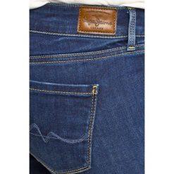 Pepe Jeans - Jeansy Soho. Niebieskie jeansy damskie Pepe Jeans. Za 319.90 zł.
