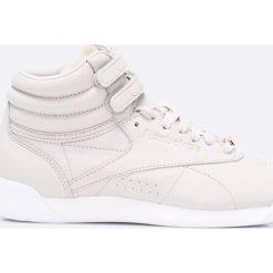 Reebok Classic - Buty F/S Hi Muted. Szare obuwie sportowe damskie Reebok Classic, z gumy. W wyprzedaży za 229.90 zł.