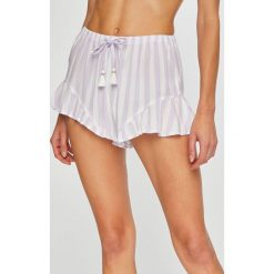 Undiz - Piżama Rufliz. Szare piżamy damskie Undiz, z nadrukiem, z bawełny. W wyprzedaży za 34.90 zł.