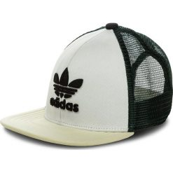 Czapka z daszkiem adidas - T H Trucker Ca CE5708  Black/White/Missun. Białe czapki i kapelusze damskie Adidas, z materiału. Za 119.00 zł.