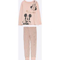 Name it - Piżama dziecięca Minnie Mouse 116-152 cm. Bielizna dla chłopców Name it, z motywem z bajki, z bawełny. W wyprzedaży za 79.90 zł.