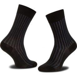 Skarpety Wysokie Męskie JOOP! - Socke Two Tone Ler_1 900.026_1 Black/Vallarta Blue 2000-1. Czarne skarpety damskie JOOP!, z bawełny. Za 69.00 zł.